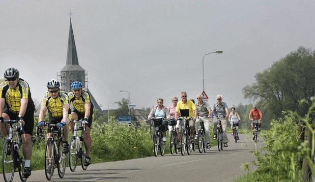 Meer fietsongevallen bij senioren
