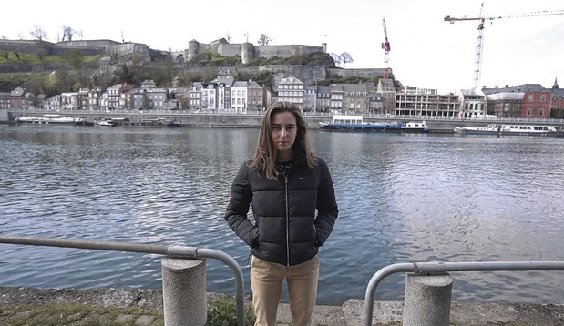 [à la télé ce soir] Adélaïde Charlier, portrait d'une jeune militante belge pour le climat