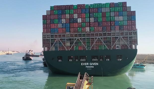 Het Suezkanaal, het stimulusplan van Biden en de Bel-20: vooruitblik op de beursweek