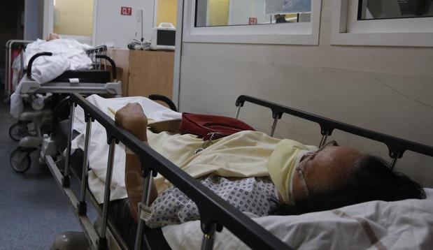Un hôpital saturé n'est plus un hôpital