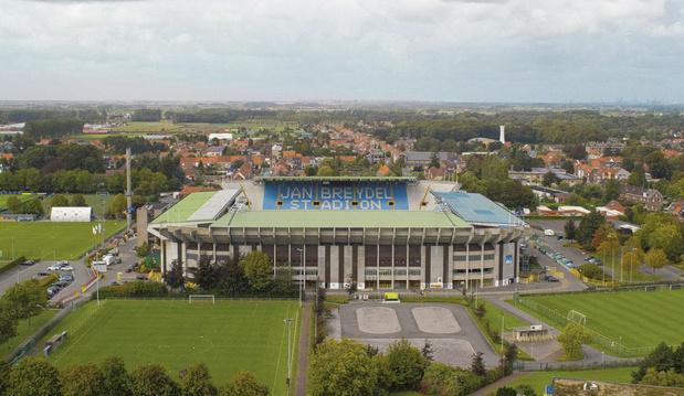 """Balade à Sint-Andries, le quartier du Breydel: """"Les pylônes du stade, c'est magique"""""""