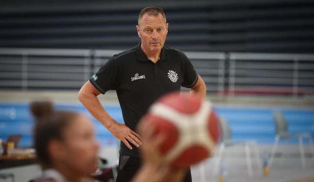 Basketbondscoach Philip Mestdagh komt terug naar Kortrijk als jeugdtrainer