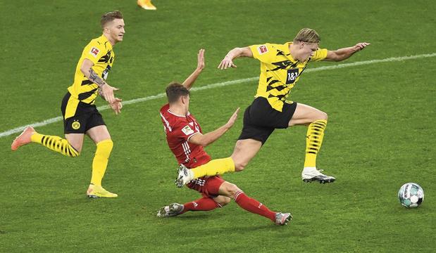 Altijd weer Bayern