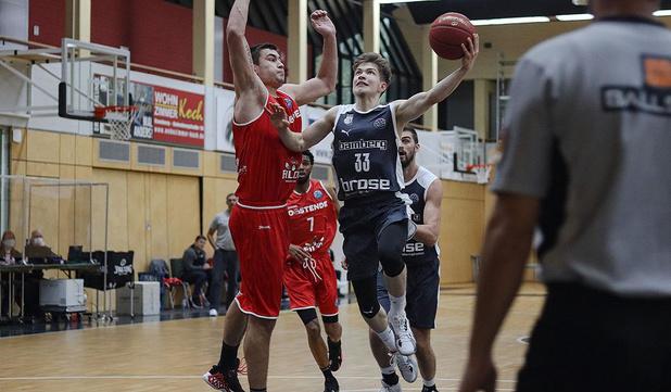 Onvolledig Filou Oostende loopt nederlaag op in Beieren