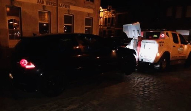 """Politie waarschuwt: """"Cowboys en patsers moeten uit stadskern. Hun auto gaat aan de haak"""""""