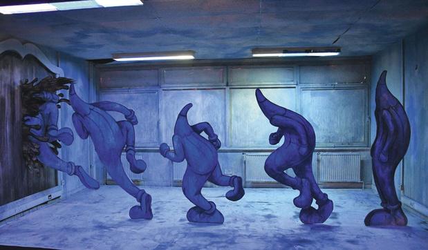 """Créons sort du bois: """"Le graffiti, c'est une manière de vivre des choses fortes"""""""