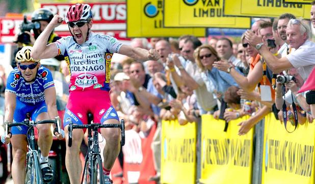 Flashback naar 27 juni 2004: Tom Steels schrijft wielergeschiedenis in Tessenderlo