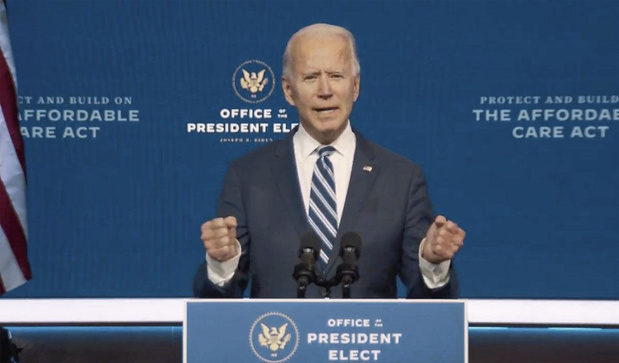 L'Europe n'attend pas Biden