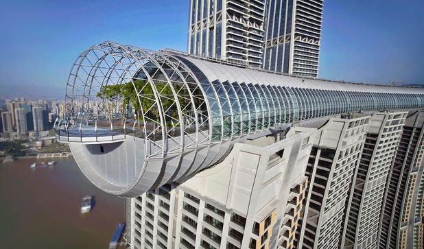 ARCHI: 10 bâtiments dingues de cette année dingue