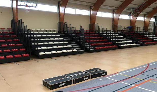 ZVC Assebroeke hoopt snel nieuwe tribune in gebruik te nemen