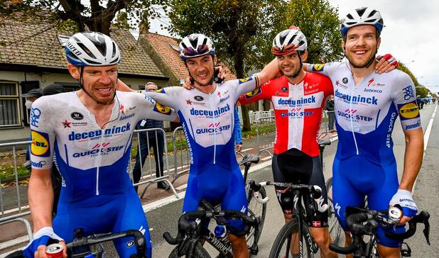 """Stijn Steels: """"Yves was favoriet voor Paris-Roubaix"""""""
