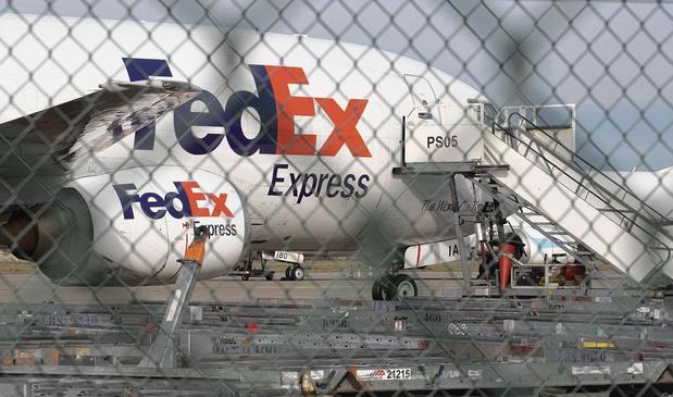 La douche froide de Fedex