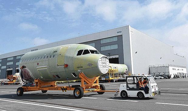 Airbus réduit la voilure