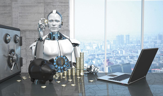 Banque: Lucy, le nouveau robot de BNP Paribas Fortis