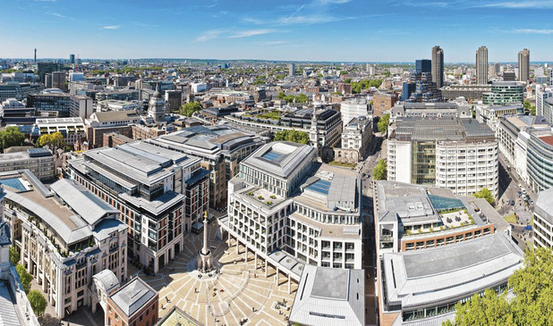 Bourse de Londres: première gagnante de la vaccination ?