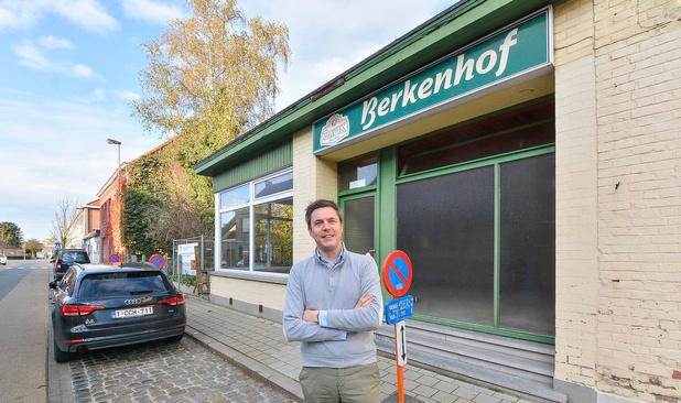 Gebouwen van Berkenhof in Geluwe maken plaats voor groene speelruimte