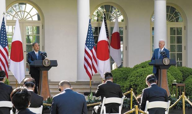 """Visite de Joe Biden en Europe: """"Il a toujours été un grand partisan du lien transatlantique"""""""