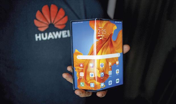 Huawei face au coronavirus
