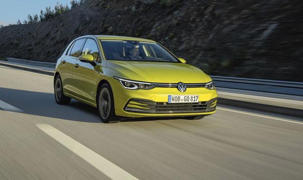 Volkswagen Golf: et de huit!