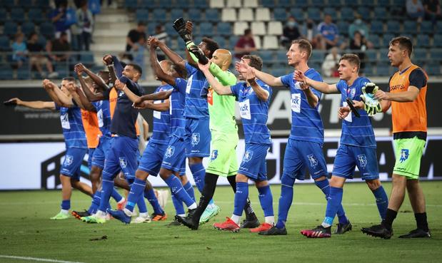 AA Gent wint in eigen huis met 4-0 van Valerenga