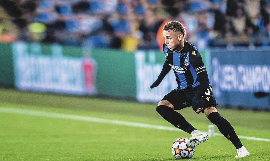 Alleskunner Noa Lang: hoe de Nederlander Club Brugge bij de hand neemt