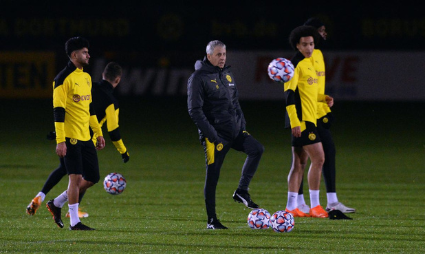 Dortmund-coach Favre ontslagen: 'De titel moest, maar lijkt alweer verloren'