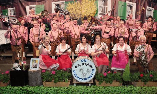 Ambiance gegarandeerd op Heimatkonzert van Pittemse Dorfmusikanten