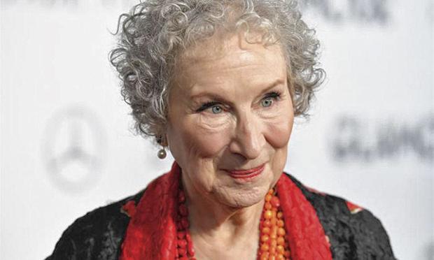 College Tour: Margaret Atwood