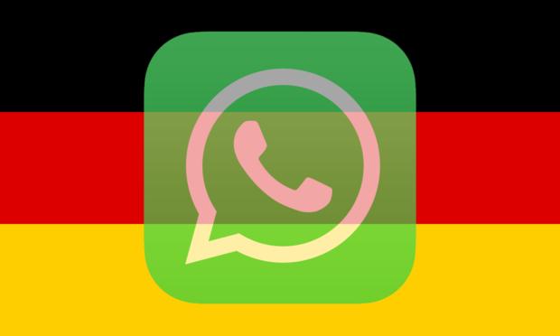 'Les instances publiques allemandes plus autorisées à utiliser WhatsApp'