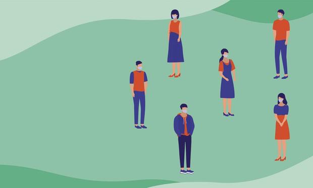 """Bulle sociale : """" Cinq est le seul chiffre dont vous devez vous souvenir """""""