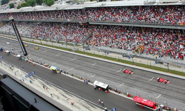 Flashback naar 19 juni 2005: Michael Schumacher wint een F1-race waaraan slechts zes auto's deelnemen