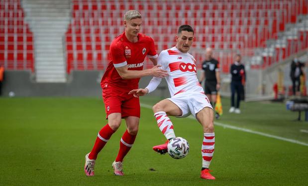 Clubnieuws: Fornieri toch geen aandeelhouder bij Standard, Juklerød voor het eerst bij Noorwegen en nieuwe rechtsbuiten voor SV Zulte Waregem