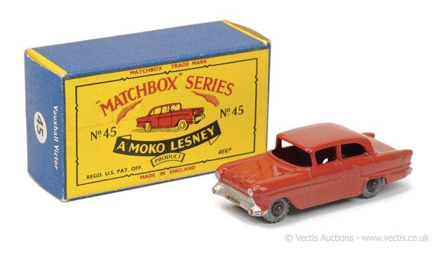 Des voiturettes Matchbox en vente