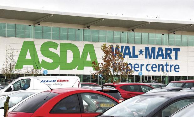 Walmart se sépare d'Asda