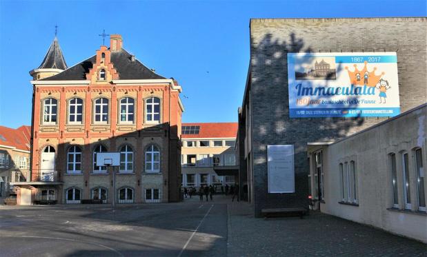 Vernieuwende herstructureringsplannen voor basisscholen Immaculata-intituut De Panne