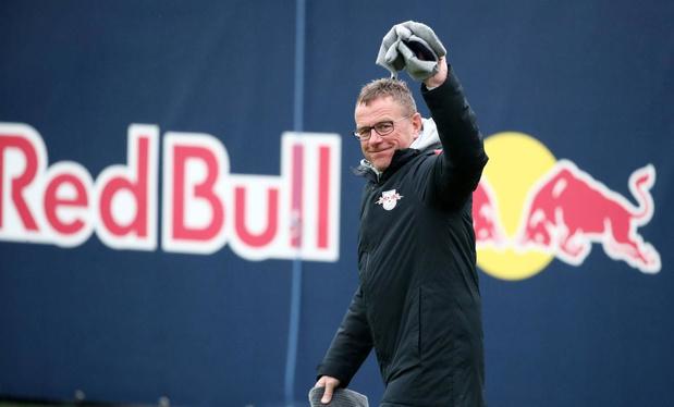 Ralf Rangnick: 'Het belangrijkste in voetbal is niet snel lopen, maar snel denken'