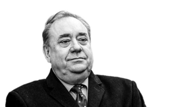 Alex Salmond - Wil dat concurrent premier blijft