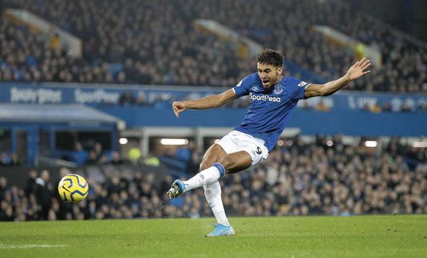 Dominic Calvert-Lewin - Club: Everton FC