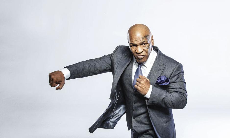 Portret van Mike Tyson, de man die op zijn 54e terug in de ring stapt