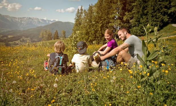 St. Johann in Salzburg: ontdek de bergwereld samen met de kinderen
