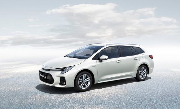 Suzuki lanceert de nieuwe Swace
