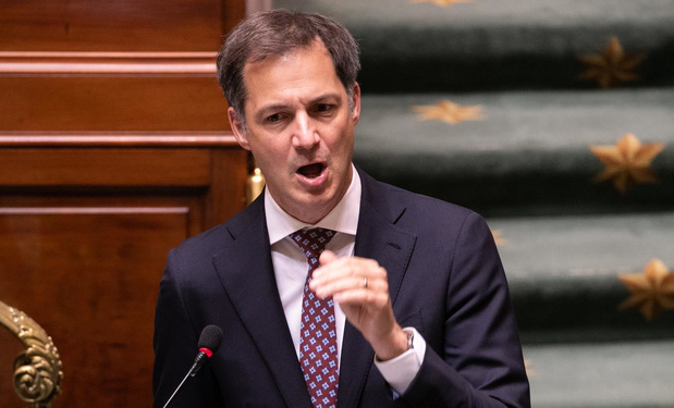 Premier De Croo roept Kamer opnieuw samen voor uitleg over regeringscommissaris