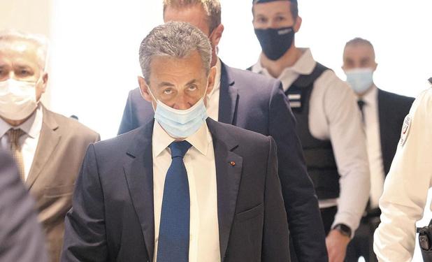 Sarkozy reconnu coupable de corruption