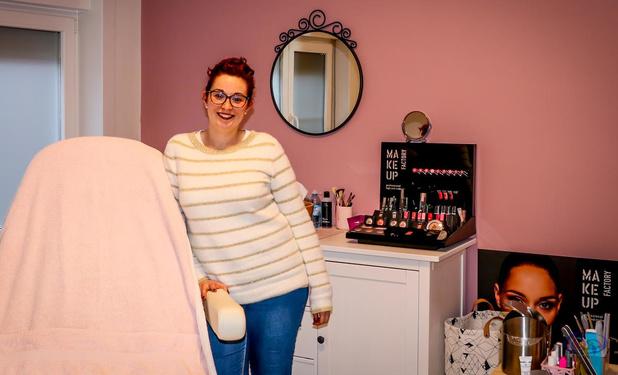 Welkom bij Adeline's Beauty & Nails in Menen voor een complete lichaamsverzorging