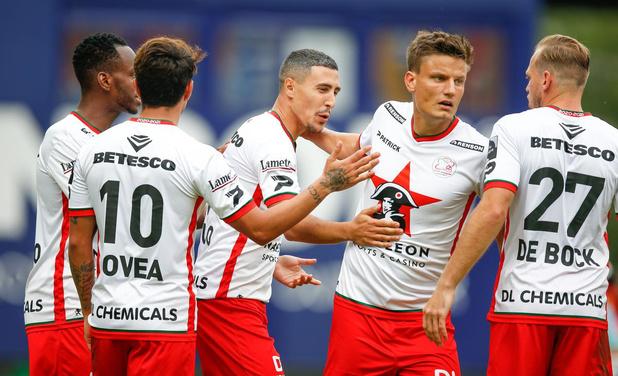 Jonge voetballer Zulte Waregem test positief, match tegen Club Brugge en Charleroi uitgesteld