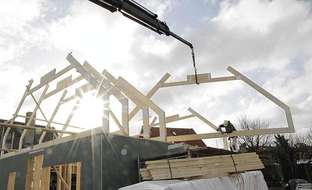 Neuf milliards pour la construction en Flandre