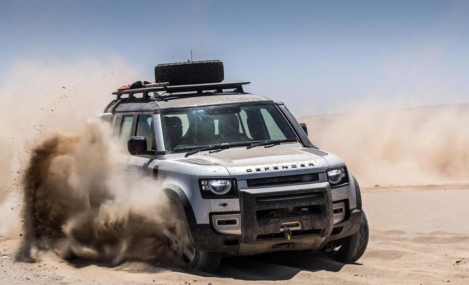 Nieuwe Land Rover Defender imponeert op alle vlakken