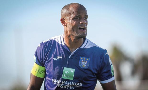 Kompany va investir et rester à Anderlecht après 2022