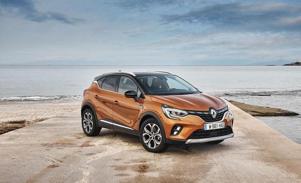 Renault Captur: plus grand, plus fort