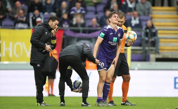 Ligt te lage trainingsintensiteit aan basis van blessuregolf bij Anderlecht?